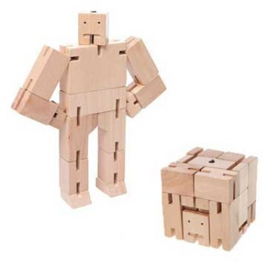 Micro Cubebot - Natural (Toy)