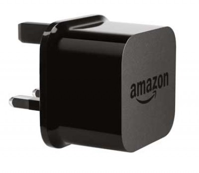 Kindle UK PowerFast Charger for all Kindle Fire tablets and Kindle e-readers (General merchandise)