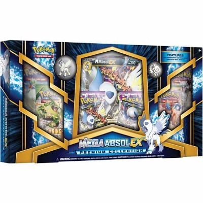 Pokemon Mega AbsolEX Box