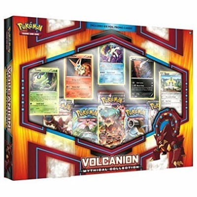 Pokemon Evolutions Mythical Collection Box