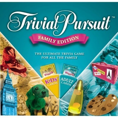 Trivial Pursuit Family Edition 2016