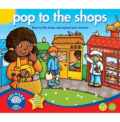 Pop to the Shops (Game)