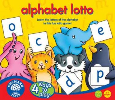 Alphabet Lotto (Game)