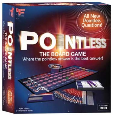 Pointless Boxed Game (Game)