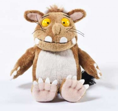 "Gruffalo's Child 5"" Sitting Plush Toy (Soft toy)"