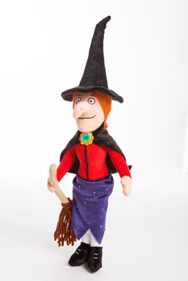 Room on the Broom Plush Witch Toy (Soft toy)