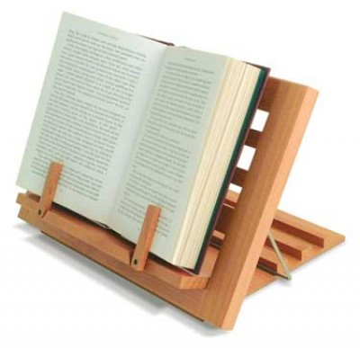 Wooden Reading Rest (Mixed media product)
