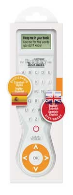 Electronic Dictionary Bookmark Bilingual - SPANISH (Other merchandise)