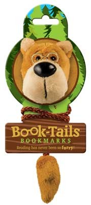Book-Tails Bookmark - Bear (Other merchandise)