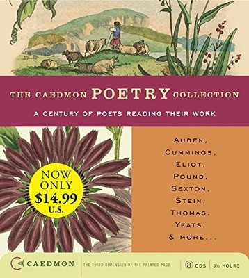 Caedmon Poetry Collection: A Century of Poets Reading Their Work (CD-Audio)