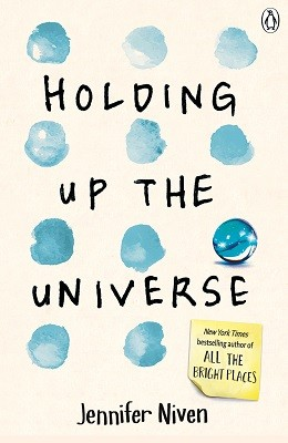 Image result for jennifer niven holding up the universe