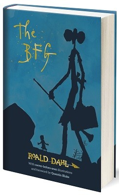 The BFG - Waterstones exclusive edition (Hardback)