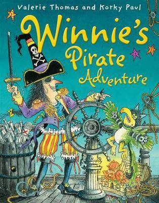 Winnie's Pirate Adventure - Waterstones Exclusive Edition (Hardback)