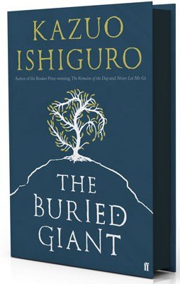 The Buried Giant - Waterstones exclusive edition