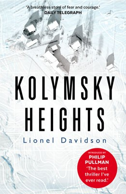 Kolymsky Heights - Waterstones Exclusive Edition