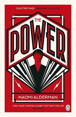 Image result for the power book by naomi alderman