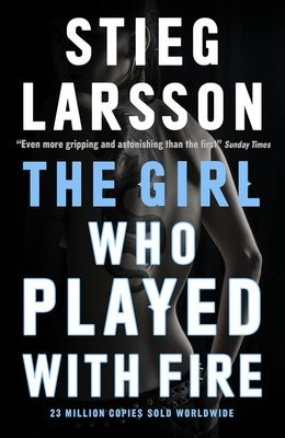 The Girl Who Played with Fire - Millennium Series 2 (Paperback)