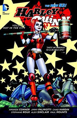 Harley Quinn: Hot in the City Volume 1