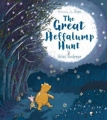 Cover Winnie the Pooh: The Great Heffalump Hunt