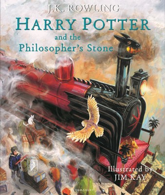 Harry Potter and the Philosopher's Stone (Hardback)