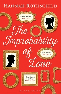 The Improbability of Love (Paperback)