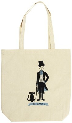 Mr Darcy Tote Bag: Babylit (Other printed item)