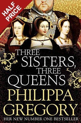 Cover Three Sisters, Three Queens