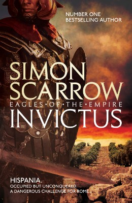 Cover Invictus - Eagles of the Empire 15