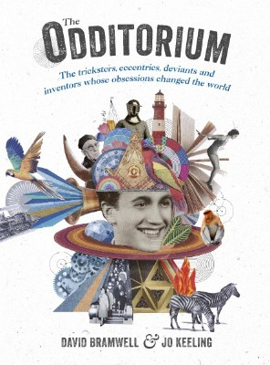 Image result for The Odditorium by David Bramwell
