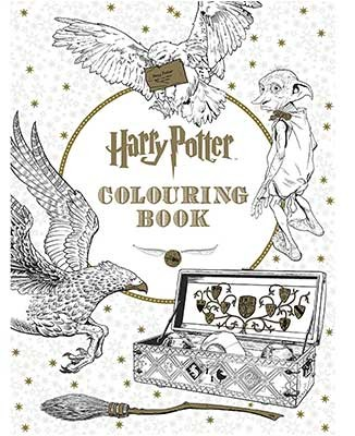 Harry Potter Colouring Book (Paperback)