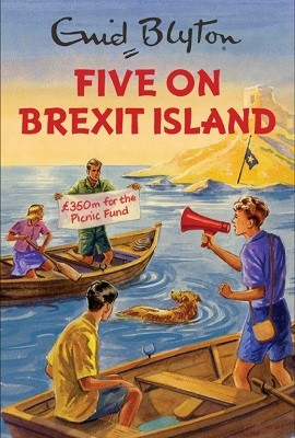 Cover Five on Brexit Island