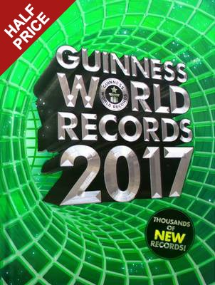 Cover Guinness World Records 2017