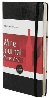 Moleskine Passion Notebook: Wine (Notebook / blank book)