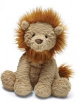 Fuddlewuddle Lion Plush