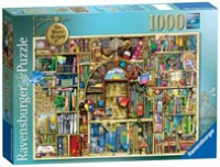 The Bizarre Bookshop 2 - 1000pc Jigsaw Puzzle