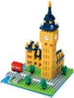 Nanoblock Buildings - Big Ben