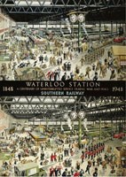Waterloo Station Jigsaw Puzzle