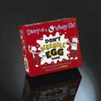 Wimpy Kid - Don't scramble the egg