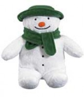 The Snowman Bean Plush Toy