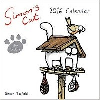 2016 Simon's Cat Wall Calendar
