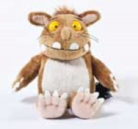 "Gruffalo's Child 5"" Sitting Plush Toy"