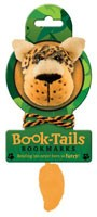 Book- Tails Bookmark - Jaguar
