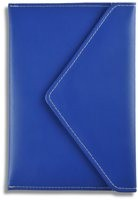 Blue Leather Envelope for Kindle, Kindle Paperwhite & Kindle Touch