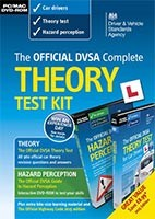 The Official DVSA Complete Theory Test Kit 2015