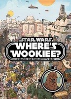 Star Wars Where's the Wookiee Search and Find Book