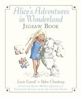 Alice's Adventures in Wonderland: Jigsaw Book