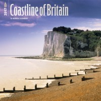 2017 Coastline Of Britain Wall Calendar