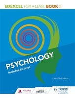 Edexcel Psychology for A Level Book 1: Book 1