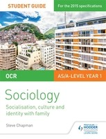 Socialisation, Culture and Identity with Family: Student Guide 1