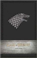 Game of Thrones Ruled Journal